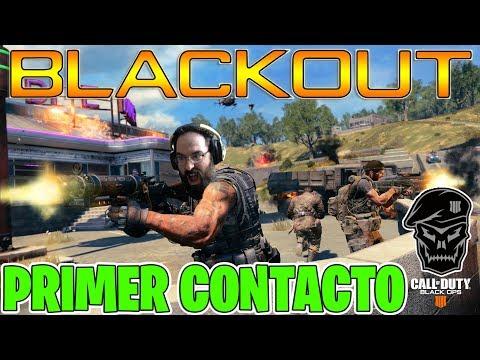 BLACKOUT! DEMASIADO TERMINATOR! CALL OF DUTY BLACK OPS 4