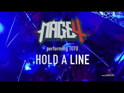 MAGE 4 - Toto Cover - Hold The Line