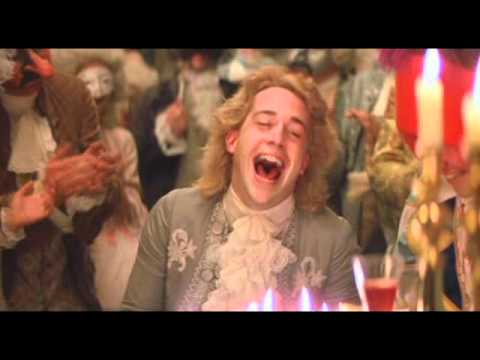 Amadeus Director's Cut  Laughter