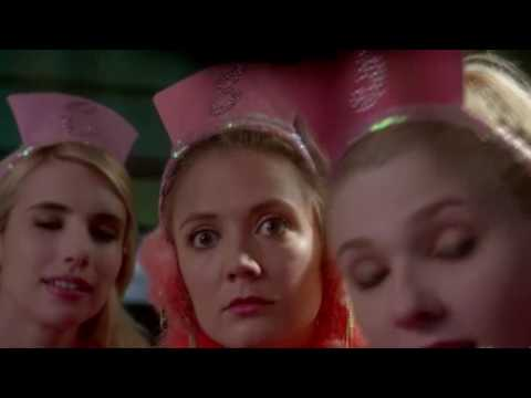 Scream Queens 2x01 - Catherine's Makeover
