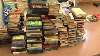 Книги в сельские библиотеки