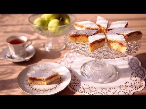 gâteau-à-la-compote-de-pommes