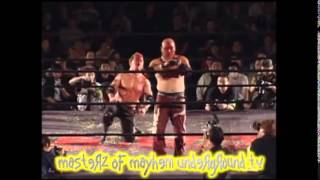 Jun Kasai vs. Black Angel-Japanese Hardcore Wrestling Death Match