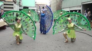 Танец павлин - Гульзада би тобы