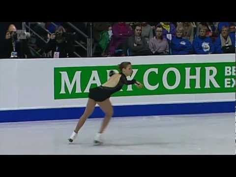 Carolina Kostner - 2013 European Figure Skating Championships - Free Skating - Gold Medal
