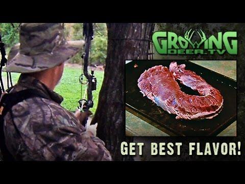 Deer Hunting: Changing Strategies with acorns, mock scrapes, hay bale blinds
