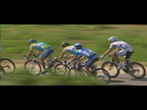 Cycling Tour de France 2009 Part 1