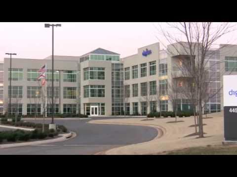 Digium's Building In Huntsville + NASA + ;-)