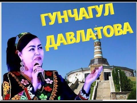ГУНЧАГУЛ ДАВЛАТОВА  Gunchagul Davlatova