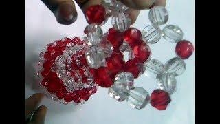 make a Full dani puthi kaj [Flower box work New 1 ] video
