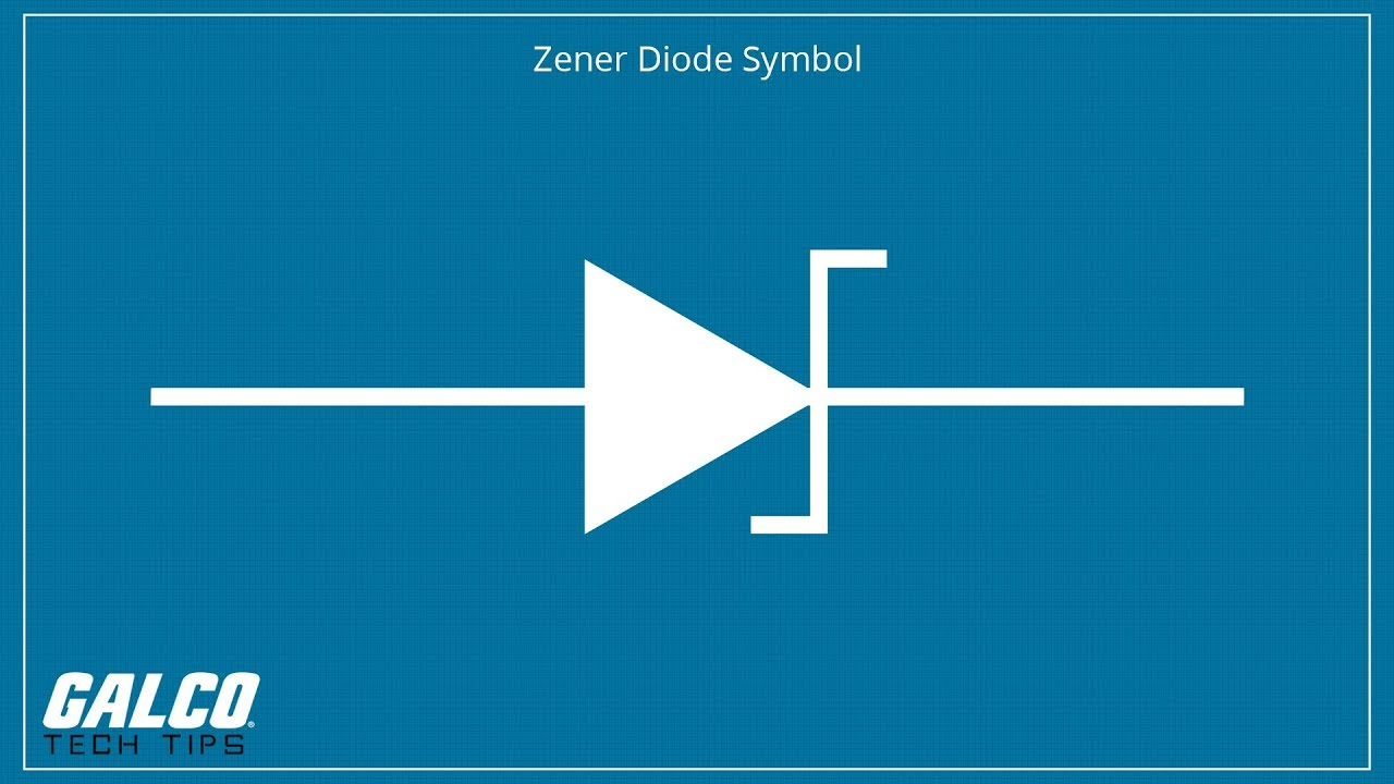 What is a Zener Diode? - A Galco TV Tech Tip