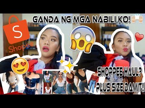 plus-size-shoppee-haul!!-ganda-ng-mga-nabili-ko!!