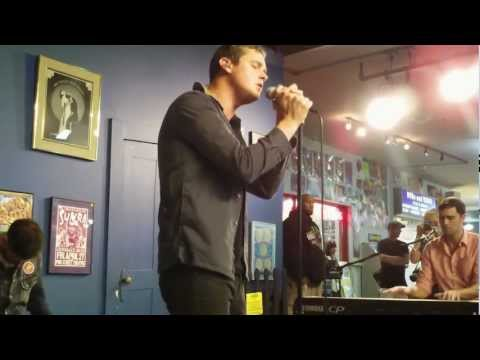 Keane - Sovereign Light Café (Acoustic) - Live at Amoeba Records in San Francisco