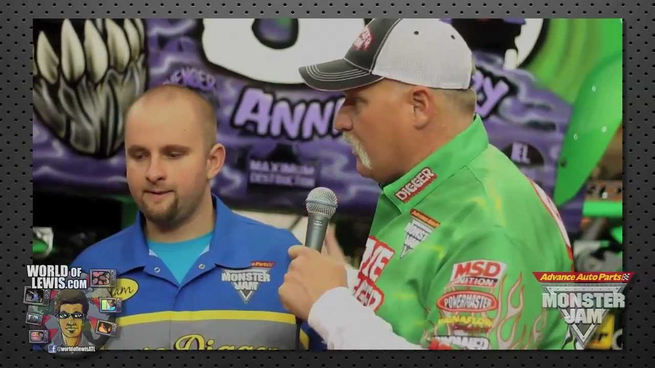 Interview W Dennis Amp Adam Anderson Grave Digger Monster