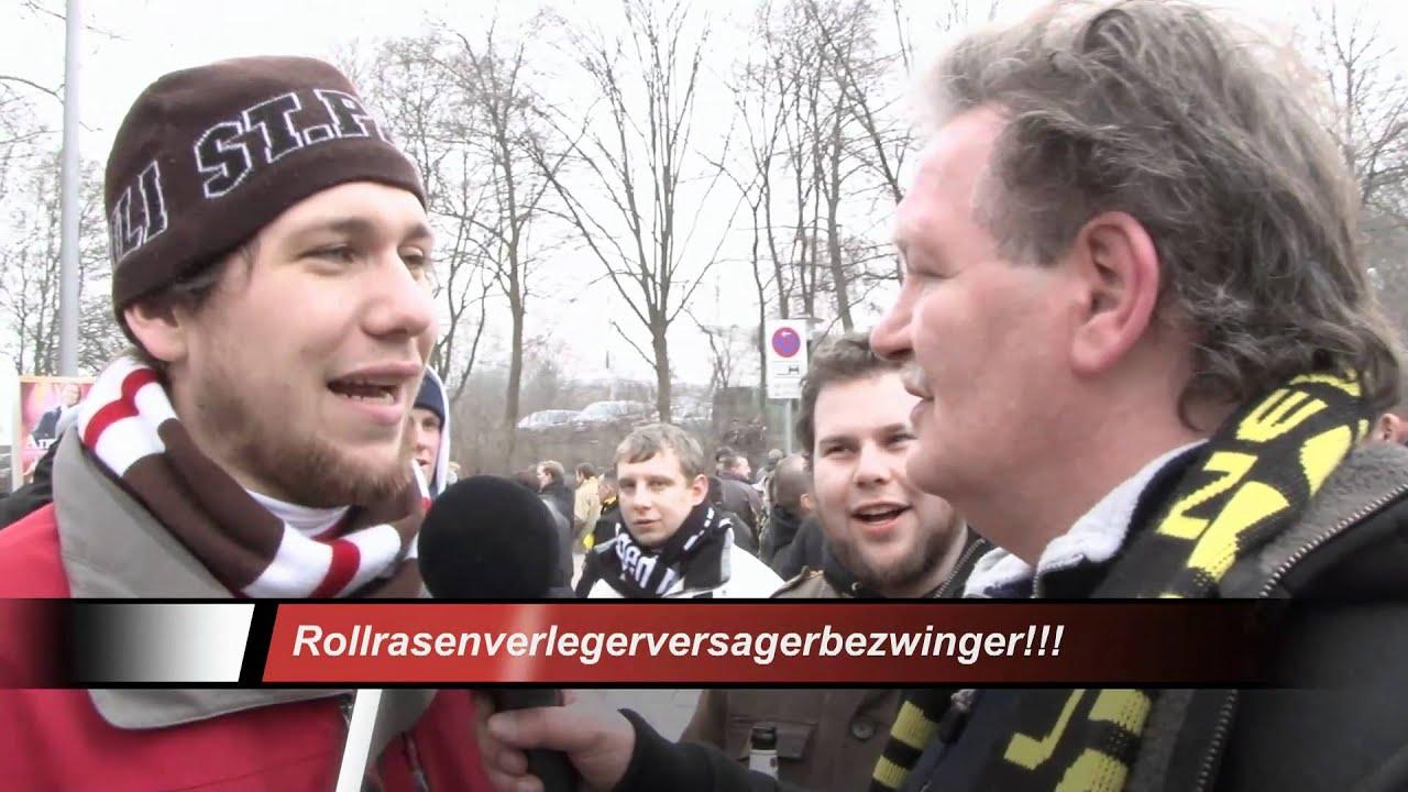 Borussia Dortmund -  St Pauli  2:0  Fantipp 19.02.2011 - Gewinne 2-BVB Dauerkarten