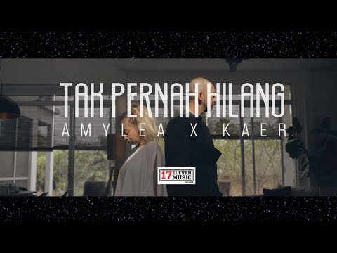🔴OST NUR - Tak Pernah Hilang (AMYLEA X KAER) Official Music Video