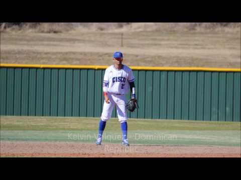 Kelvin Volquez, freshman Cisco College, TX
