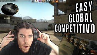 EASY GLOBAL COMPETITIVO   CS:GO