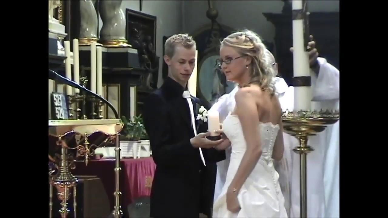 Huwelijk ellen tom kerkelijk youtube