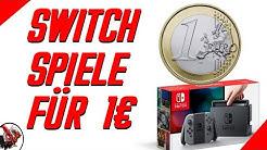 Switch Spiele für einen Euro - 9 Angebote die sich lohnen könnten
