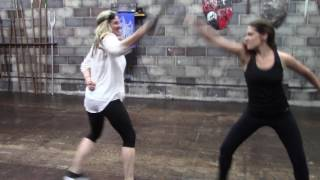 Cutlass Fight - Kelly and Ashton