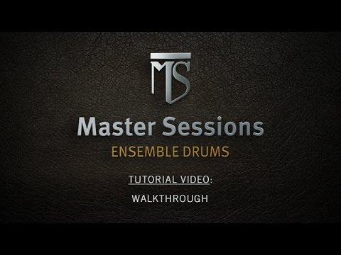 Master Sessions: Ethnic Drum Ensembles - Demo Walkthrough