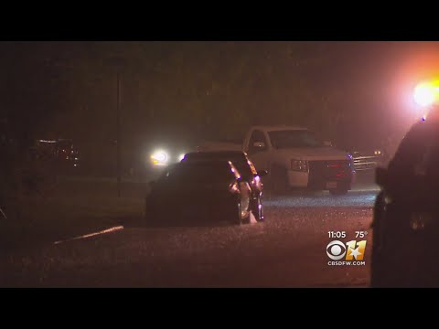 Flash Floods In Everman Damage Homes, Vehicles