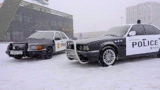 Фото с обложки Битва Полицейских Тачек / Bmw Vs Ford