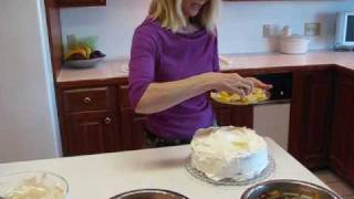 Betty's Lemon Sunshine Mother's Day Cake (poke Cake)