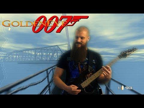 Cradle (GoldenEye 007) | METAL GUITAR COVER