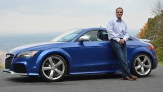 2010 Audi TT RS Coupe Videos