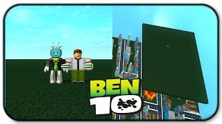 Where to Find Ben 10 And A Secret Location Easter Egg In Roblox Ben 10 Arrival Of Aliens