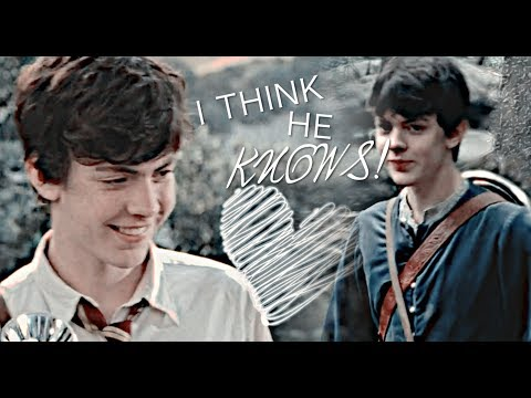 Edmund Pevensie || I Think He Knows