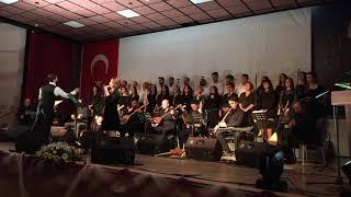 Akhisar Belediyesi Türk Halk Müziği Korosu 9 Ocak 2020 tarihli konseri