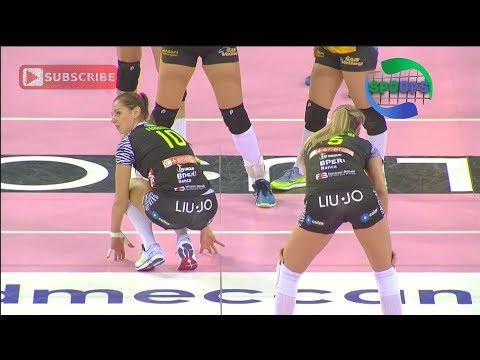 Italian Women's Volleyball League   🏐 Highlights   November 2017   ᴴᴰ