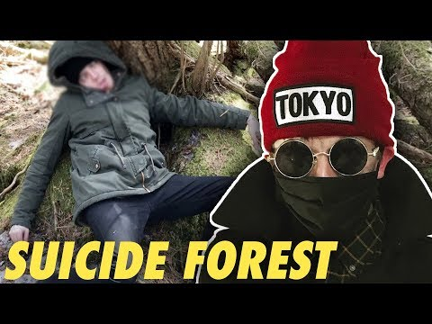 Rusty Cage goes to Happy Fun Forest in Japan