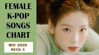[Top 55] Female KPOP Songs Chart   May 2020 - Week 3