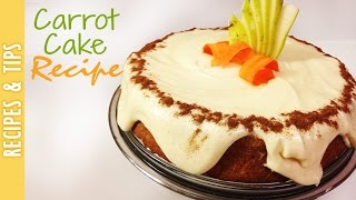 Carrot Cake Recipe -the290ss