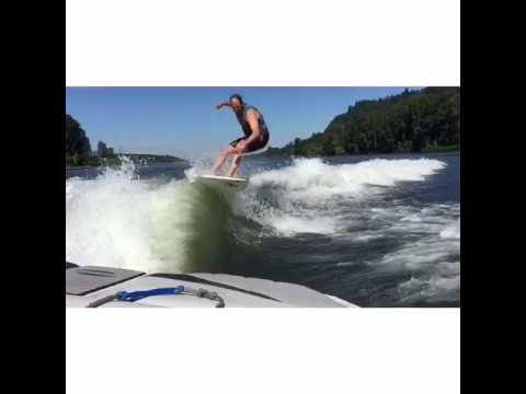 Wake surf Malibu 23lsv