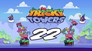 The FGN Crew Plays: Tricky Towers #22 - Gold for Days! (PC)
