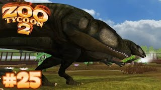 DINOSAURS EVERYWHERE | Zoo Tycoon 2 - Let