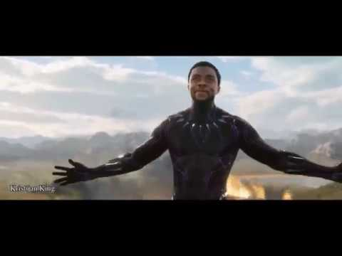 I put Africa by Toto over the Fight scene in Black Panther and it's the best thing ever