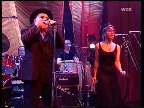 Van Morrison - Candy Dulfer Live  In the afternoon @ Rockpalast