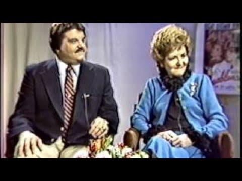 Vivian Blaine Rare 1984 TV Interview, National Enquirer
