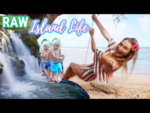 """DAY IN THE LIFE: STAY AT """"HOME"""" MOM OF 3 BABIES IN HAWAII!"""