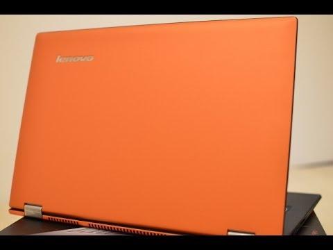 NEW Lenovo Yoga Pro 2 review & unboxing (Clementine Orange)