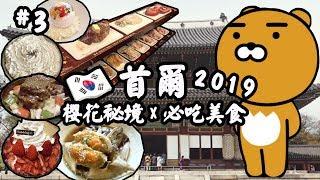 【韓國首爾🇰🇷2019】櫻花🌸美食😋大瓦房醬油蟹、 Kakao Friends 、昌德宮、益善洞、北莫谷 | 自由行旅遊攻略