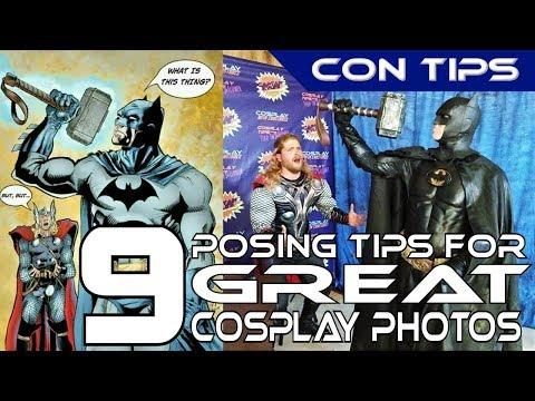 9 Posing Tips for GREAT Cosplay Photos – Con Tips