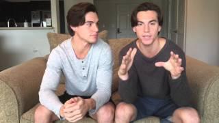 The Esparza Twins: Intro Vid.