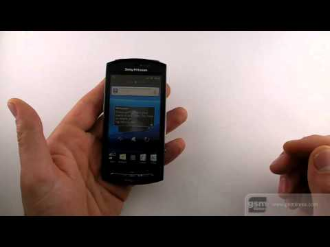 Unboxing & Review Sony Ericsson Xperia neo MT15